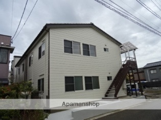 新潟 徒歩22分 1階 1LDK 賃貸アパート