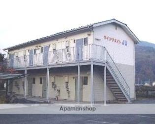 竜王 バス15分 停歩5分 1階 1K 賃貸アパート