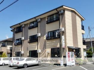 富士 徒歩11分 3階 1K 賃貸アパート