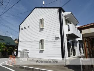 遠州岩水寺 徒歩15分 1階 2DK 賃貸アパート
