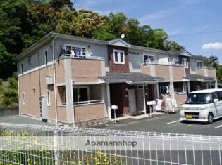 遠州岩水寺 徒歩20分 2階 2DK 賃貸アパート