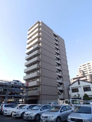 高岳 徒歩9分 9階 1K 賃貸マンション