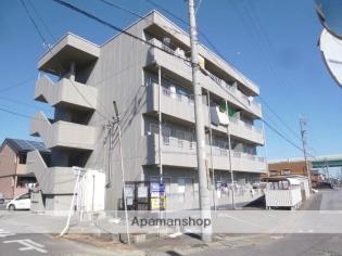 観音寺 徒歩10分 4階 2DK 賃貸マンション
