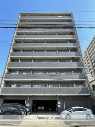 大須観音 徒歩9分 5階 1K 賃貸マンション