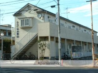 瓢箪山 徒歩7分 2階 1R 賃貸アパート