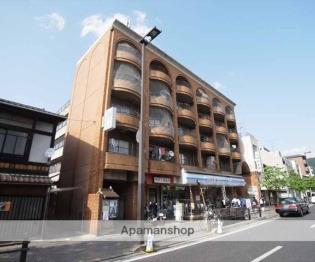 三条京阪 徒歩9分 3階 1K 賃貸マンション