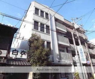 京都市役所前 徒歩6分 5階 1R 賃貸マンション