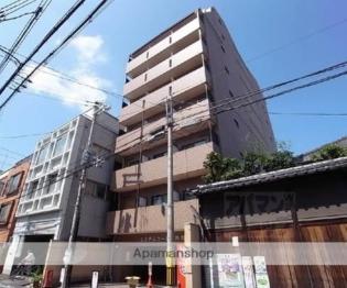 丸太町 徒歩6分 6階 1K 賃貸マンション