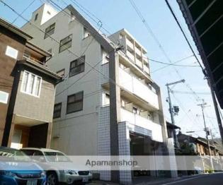 京都 徒歩16分 5階 1DK 賃貸マンション