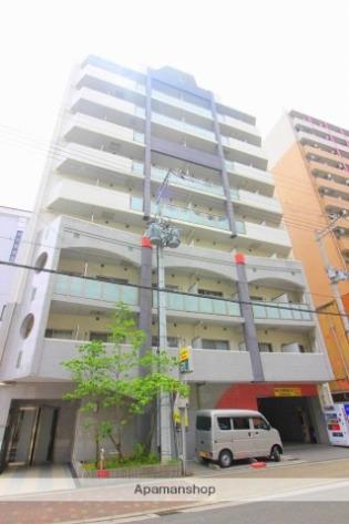 本町 徒歩12分 2階 1K 賃貸マンション