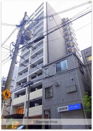 淀屋橋 徒歩9分 7階 1K 賃貸マンション