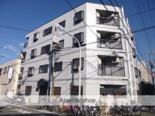 天神橋筋六丁目 徒歩26分 4階 2K 賃貸マンション