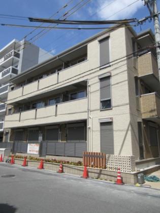 関目成育 徒歩7分 1階 1LDK 賃貸アパート