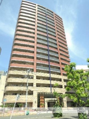 渡辺橋 徒歩6分 3階 1K 賃貸マンション