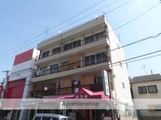 八尾 徒歩9分 4階 2DK 賃貸マンション
