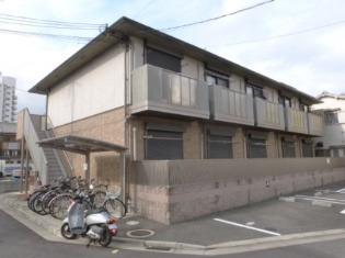 高井田中央 徒歩7分 1階 1K 賃貸アパート