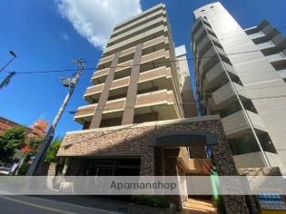 吉田 徒歩3分 8階 1K 賃貸マンション
