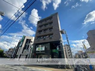 河内永和 徒歩8分 4階 1K 賃貸マンション