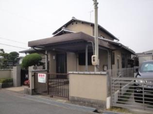 松井山手 徒歩20分 2階 6DK 賃貸一戸建て
