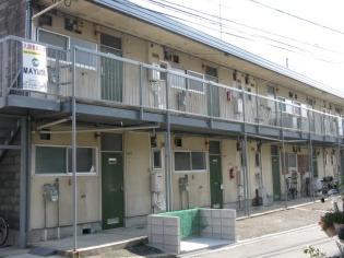 星ヶ丘 徒歩15分 2階 2DK 賃貸アパート