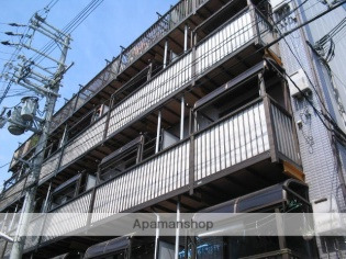 西三荘 徒歩10分 4階 4K 賃貸マンション