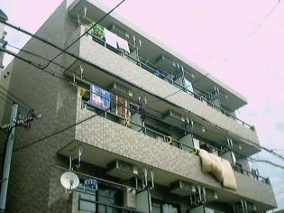 京橋 徒歩15分 3階 1K 賃貸マンション