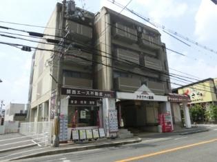 瓢箪山 徒歩8分 2階 1R 賃貸マンション