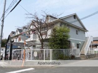 信貴山口 徒歩15分 2階 3DK 賃貸アパート