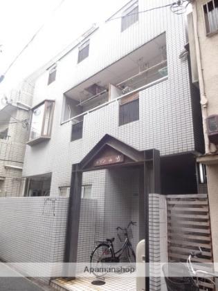 寺田町 徒歩1分 3階 1DK 賃貸マンション