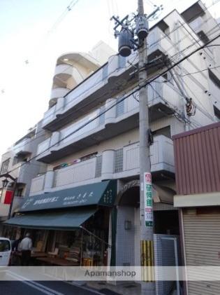 四天王寺前夕陽ヶ丘 徒歩8分 3階 2DK 賃貸マンション