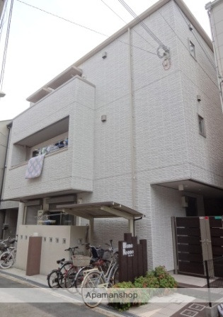 阿倍野 徒歩17分 2階 1LDK 賃貸マンション