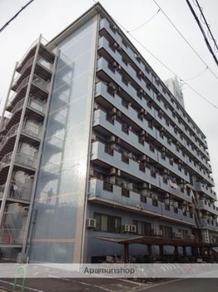 北巽 徒歩8分 8階 1K 賃貸マンション