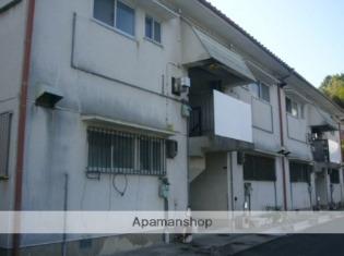 北千里 バス15分 停歩1分 2階 2DK 賃貸アパート