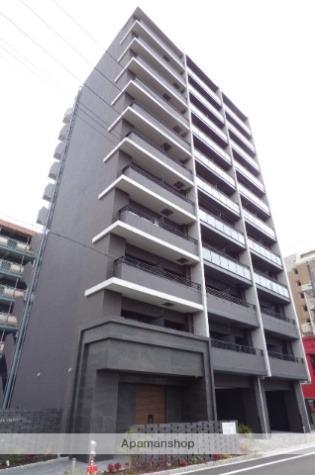 大阪城北詰 徒歩8分 3階 1K 賃貸マンション