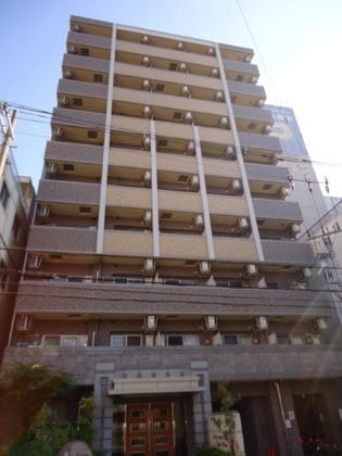 恵美須町 徒歩2分 9階 1K 賃貸マンション