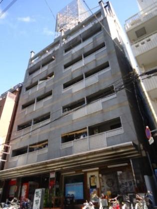 日本橋 徒歩6分 7階 1R 賃貸マンション