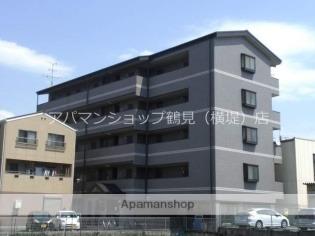 鶴見緑地 徒歩8分 3階 1K 賃貸マンション
