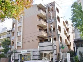 千里中央 バス12分 停歩2分 4階 1K 賃貸マンション