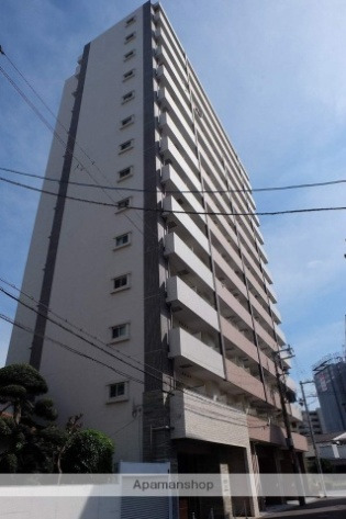 芦原町 徒歩5分 10階 1K 賃貸マンション