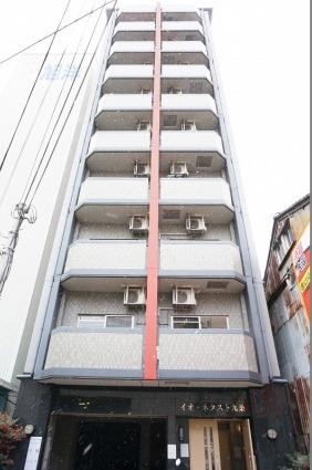 ドーム前 徒歩10分 2階 1K 賃貸マンション