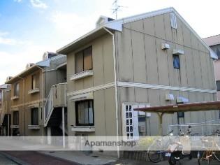 仁川 徒歩14分 2階 3DK 賃貸アパート