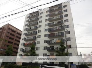 魚崎 徒歩12分 8階 2DK 賃貸マンション
