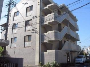 伊丹 徒歩29分 3階 2DK 賃貸マンション