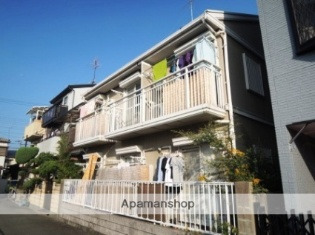 武庫之荘 徒歩12分 2階 1K 賃貸アパート