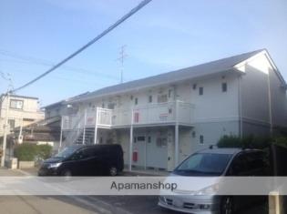 尼崎センタープール前 徒歩18分 1階 2DK 賃貸アパート