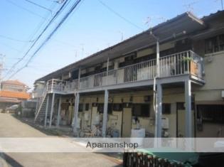 川西能勢口 徒歩16分 2階 1K 賃貸アパート