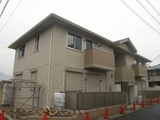 近鉄新庄 徒歩7分 2階 2LDK 賃貸アパート
