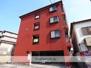 奈良 バス6分 停歩4分 4階 1K 賃貸マンション