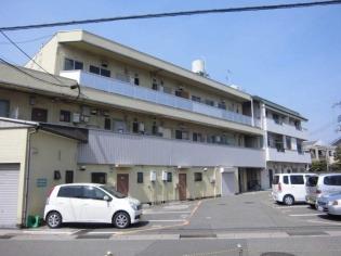 和歌山 徒歩15分 3階 2DK 賃貸マンション