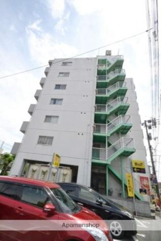 岡山 バス10分 停歩14分 4階 1R 賃貸マンション